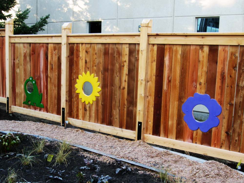 best wood privacy fence panels